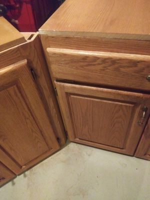 Kitchen cabnets like new for Sale in Salt Lake City, UT