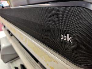 Polk audio sound bar for Sale in Austin, TX