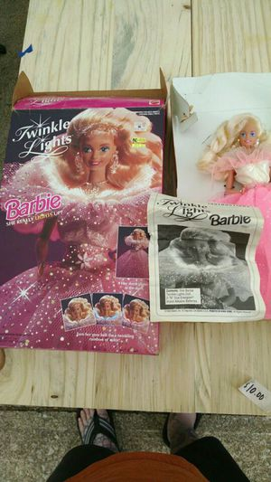 Open box Barbie. Never played with for Sale in Howard, OH