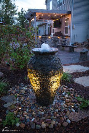 Aquascape medium slated urn fountain kit for Sale in Bensalem, PA