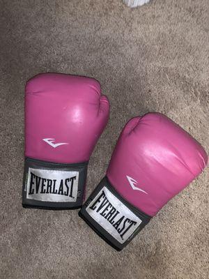 Everlast boxing gloves for Sale in Burr Ridge, IL