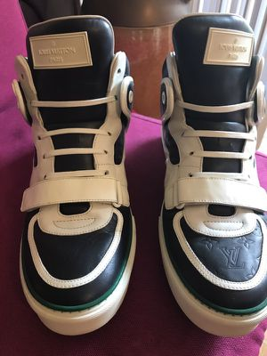 "LOUIS VUITTON ""high top sneakers"" Men's Shoes 10 for Sale in Kensington, MD"