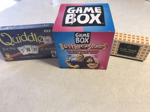 Board Games (Set of 3) for Sale in St. Cloud, MN