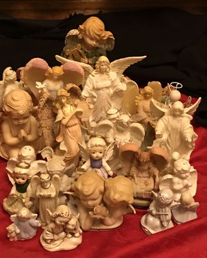 Angel Figurines for Sale in Webster Groves, MO