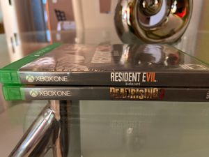 XBOX ONE games for Sale in Peoria, AZ