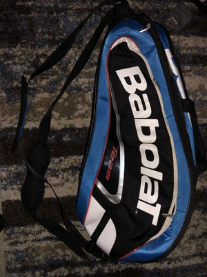Babolat Tennis Racket Case for Sale in Charlotte, NC