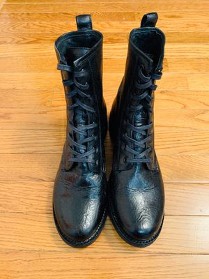 FRYE Combat Lace Up Boots Women's Size 8 for Sale in Wheaton, MD