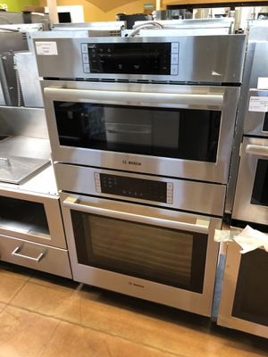 Bosch Microwave Wall Oven for Sale in Pomona, CA