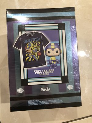 Brand new POP! and Tee: Retro Mega Man T-Shirt for Sale in San Jose, CA