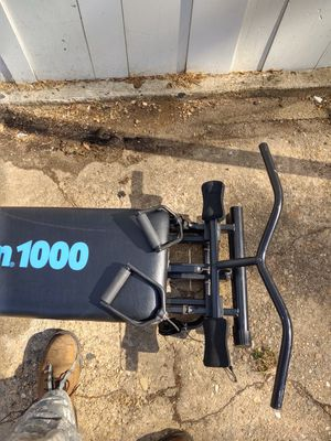 Total Gym 1000 exercise rowing machine for Sale in Brooklyn Park, MD
