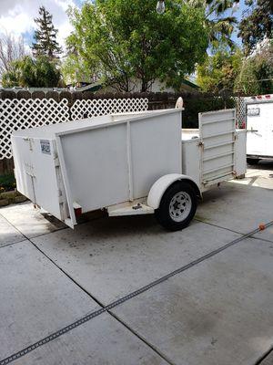 Dump trailer for Sale in Fresno, CA