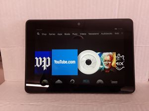 """7"""" TABLET Kindle Fire HDX 3rd gen for Sale in Columbus, OH"""