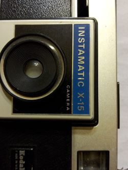 Vintage Polaroid Camera Instamatic X-15 for Sale in Pittsburgh,  PA