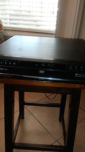 Sony 5 DVD/CD changer with mp3 playback for Sale in West Palm Beach, FL