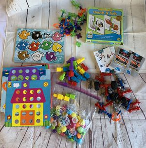 Pre-School toddler games and puzzles Melissa & Doug for Sale in San Marcos, CA