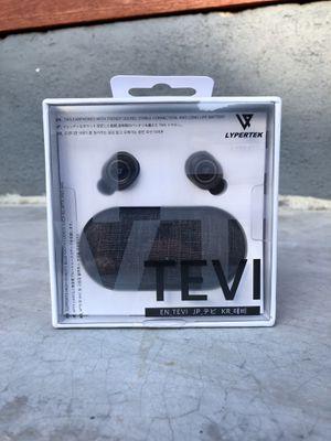 Lypertek TEVI Bluetooth earbud headphones BRAND NEW-Unopened for Sale in Los Angeles, CA