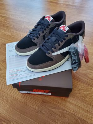 Travis Scott Air Jordan 1 Low size 8 for Sale in South San Francisco, CA