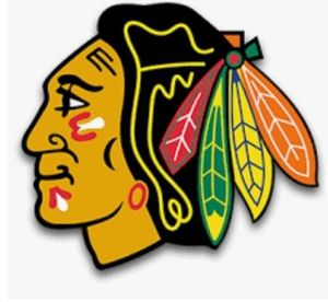 Chicago Blackhawks 2 Tickets Section 330, Row 12, Seats 9, 10 for Sale in Geneva, IL