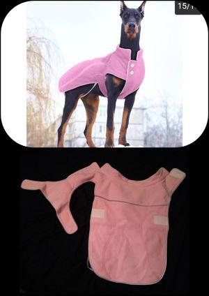 Winter vest for female dog Medium for Sale in PA, US