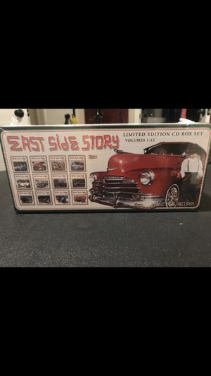 East side story collection -new -vol 1-12 for Sale in Riverside, CA