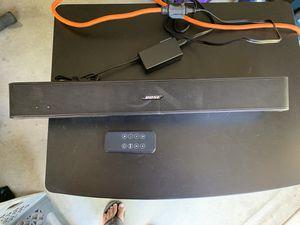 Bose solo 5 sound bar Bluetooth speaker for Sale in Fresno, CA