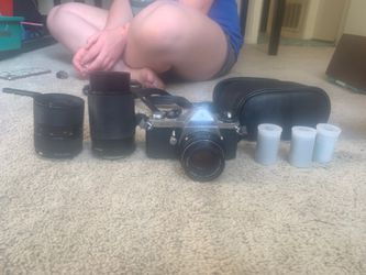 Pentax camera for Sale in Killeen,  TX