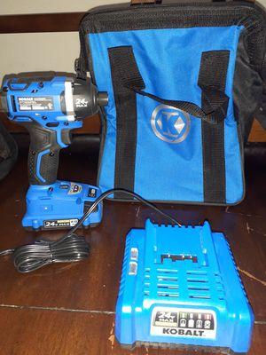 Kobalt 24v impact driver drill for Sale in Union City, GA