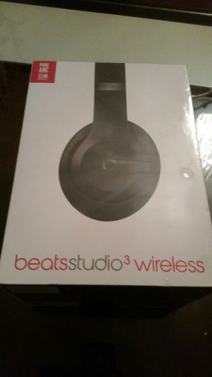 Beats Studio 3 wireless for Sale in Washington, DC