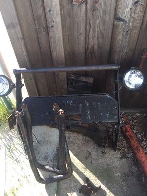 Square body brush guard/winch bumper for Sale in Union City, CA