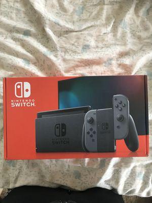 NEW Nintendo Switch 32GB - Black/Gray JoyCon for Sale in Philadelphia, PA