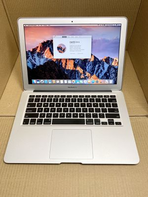 Apple MacBook Air 2011 intel core i7 4gb ram 256gb ssd New Battery OEM Charger for Sale in Gardena, CA