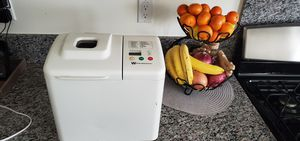 White Westinghouse Breadmaker for Sale in Fontana, CA