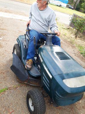 Craftsman kohler engine riding lawn mower for Sale in Fresno, CA