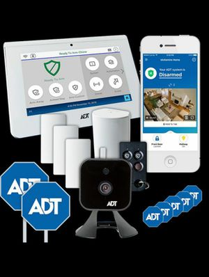 ADT Home Security & Video camera systems for Sale in Los Angeles, CA