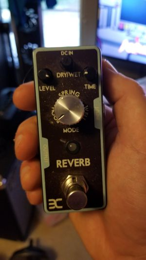 Reverb guitar effects pedal for Sale in Stockbridge, GA