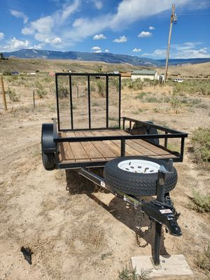 5x8 trailer for Sale in Grand Junction, CO