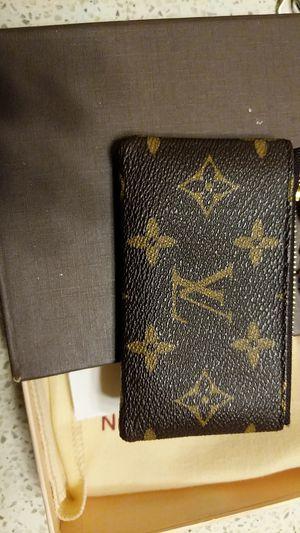 Louis Vuitton Change Purse for Sale in Rockville, MD