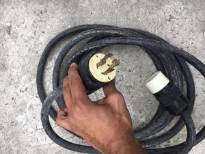 Camper electrical cable for Sale in St. Petersburg, FL