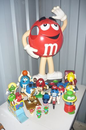 M&M's small collection for Sale in Alexandria, VA