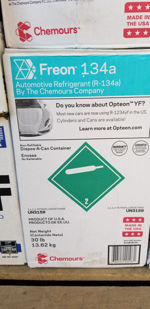 Freon R134a for Sale in Ontario, CA