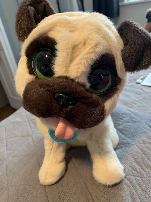 FREE-FurReal Pug