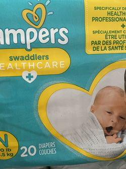 Pampers Newborn diapers for Sale in Livermore,  CA