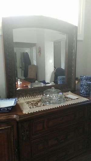 Dining, mirror and dresser set for Sale in Pittsburgh, PA