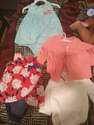 New baby girl clothes $12 for Sale in Phoenix, AZ