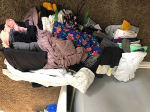 Huge lot of women's junior clothes- free for Sale in Colton, CA