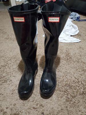 Hunter rain boot for Sale in Rancho Cucamonga, CA