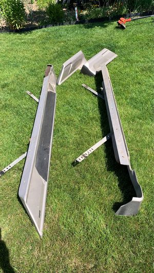 Running boards for a Ford F-150 year 97-2000} for Sale in East Wenatchee, WA