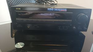 RCA 100 WATTS AM/FM STEREO RECEIVER MODEL 3850 for Sale in Lafayette Hill, PA