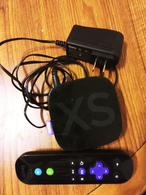 Roku 2 with remote for Sale in Winter Haven, FL