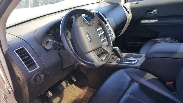 2010Make:FordModel:EdgeTrim AWD SEL 4dr CrossoverBody Style SuvEngine:3.5L V6 3.5L V6 Natural Aspiration